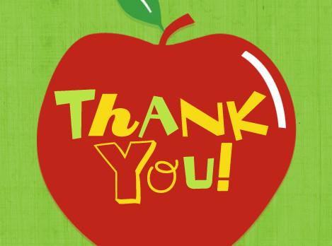 Faculty & Staff Appreciation Night 1/25