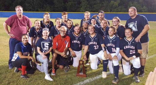 Springstead Softball Clinches Back-to-Back District Titles
