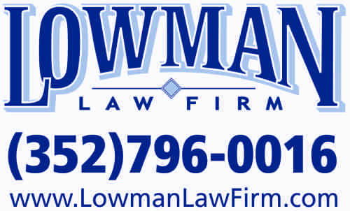 Thank You Lowman Law Firm!