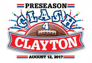 Preseason Clash for Clayton logo J