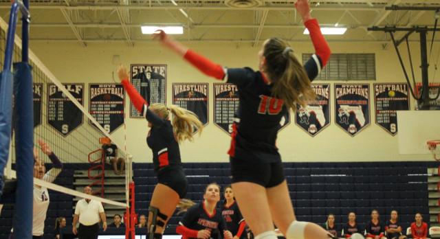 Eagles Capture 2nd Seed in 7A-8 Volleyball District Tournament