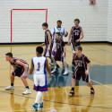 7th Grade Boys Basketball 1/3/17