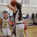 8th Grade Girls Basketball 1/20/17