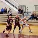 NAMS Girls 7th Grade Basketball vs Newark 2/2/17
