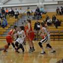 Girls JV Bball vs Big Walnut 2/3/17
