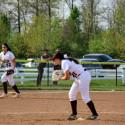 Varsity Softball vs Canal Winchester 4/19/2017