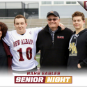 Boys Lacrosse Senior Night 2017