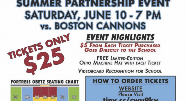 Ticket Deal for Ohio Machine Professional Lacrosse