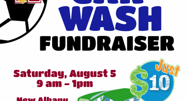 Boys Soccer Car Wash Fundraiser