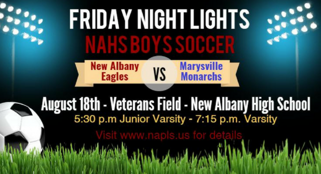 Boys Soccer Friday Night Lights