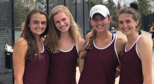 Girls Tennis Sectional Tournament