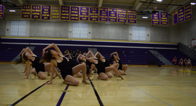 MV's Marquesas Hosts Dance Showcase!