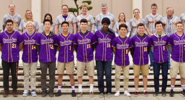 MV Baseball Staff Appreciation!