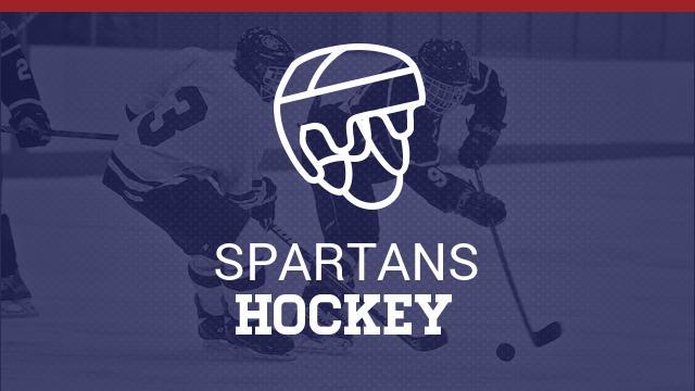 Simley High School Boys Varsity Hockey beat North High School 3-2