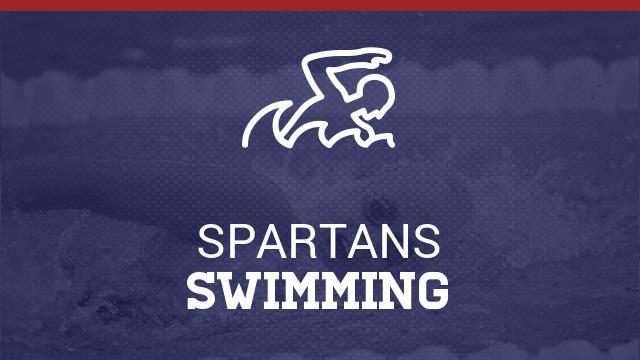 Girls Swim & Dive Sections