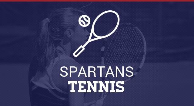 Simley High School Girls Varsity Tennis beat North High School 7-0