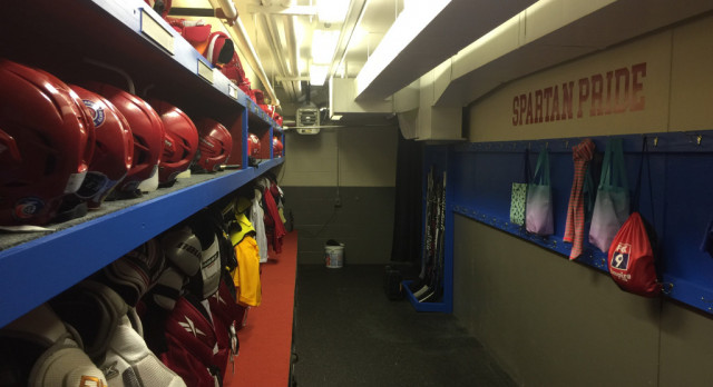 Simley Girls Hockey adds a long over due locker room for the JV program.