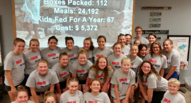 Swimmers & Divers at FMSC
