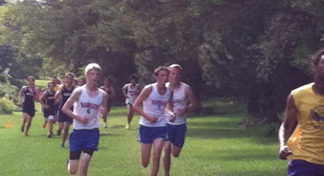 Spartans CC Improves at Osseo Invite