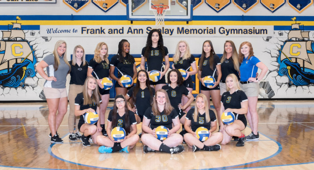 OHSAA Volleyball District Tournament