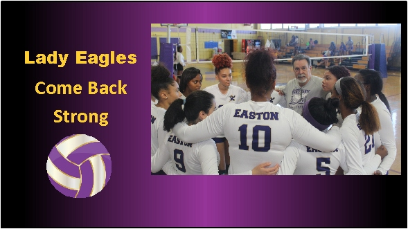 Lady Eagles Come Back Strong