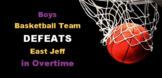 Eagles Defeat East Jeff in Overtime