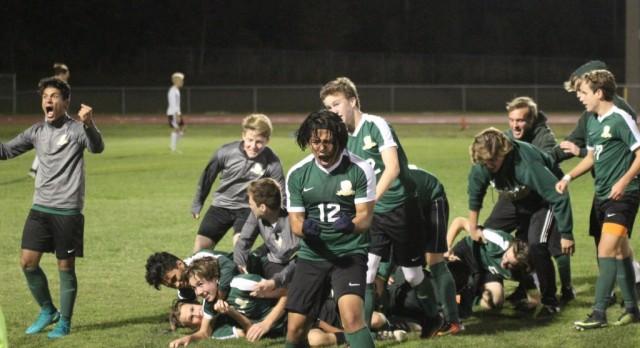 Jenkins Boys Soccer Takes District