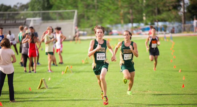 Eagles boys, girls fly high at 4A-5 district meet