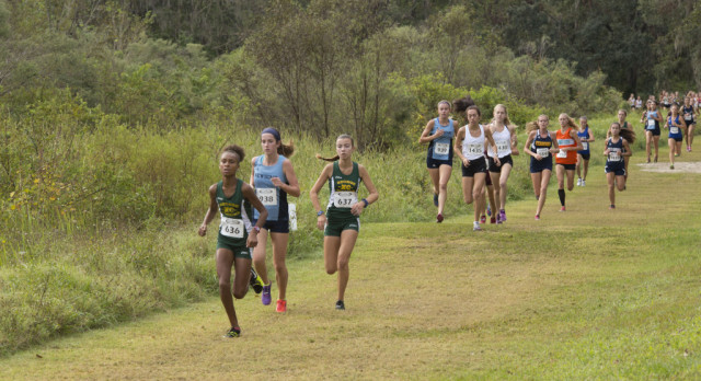 Girls Cross Country #9 in Tremendous 10