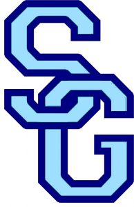 SG columbia blue