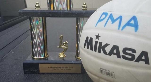 PMA Girls Volleyball Wins Championship