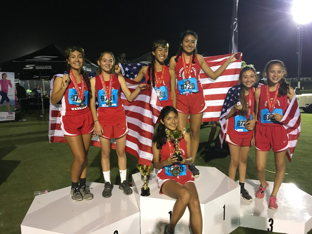 Girls Cross Country Shine at Woodbridge Invitational This is the