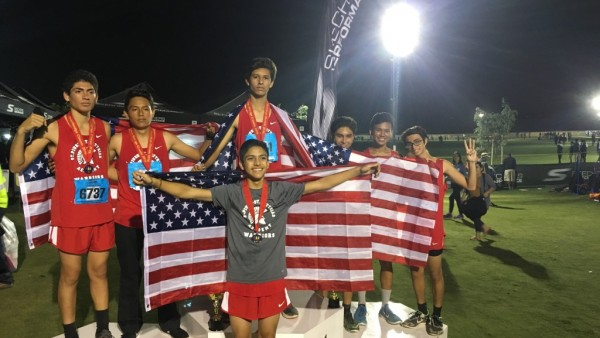 Boys Cross Country Good Showing at Woodbridge Invitational This is