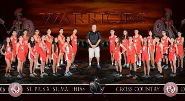Cross Country Teams are Santa Fe League Champs