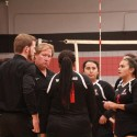 PMA Girls Volleyball vs de Toledo CIF Playoff