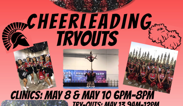 Cheer Clinics & Tryouts