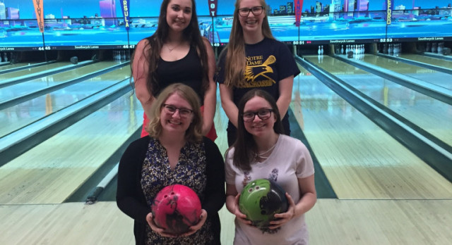 Eagle Bowlers to Compete in State Tournament!