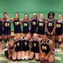 7th/8th Grade Volleyball NAVY