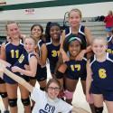 2016 7/8 Grade Volleyball