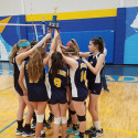 8th Grade Volleyball GOLD
