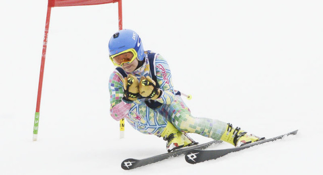 Petoskey ski teams sweep Big North competition at Crystal Mountain