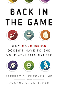 Play Safe, Play Smart: A Community Conversation About Youth/HS Sports, Concussions, and Athlete Brain Health. Featuring Jeffrey Kutcher, MD (Board-Certified Sports Neurologist) & Joanne C. Gerstner (Sports Journalist w/ ESPN/NY Times). Friday, June 23rd 4PM at Petoskey High School Auditorium. FREE and Open to All