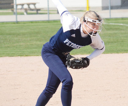 Four Petoskey players earn first-team All-BNC for softball