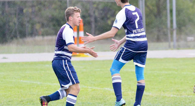 Northmen open BNC play with 3-0 win over Gaylord