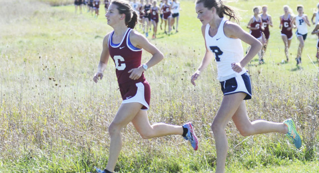 Northmen, Rayders and Red Devils take on two-mile race