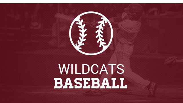 2017 Wildcat Baseball Schedule Released