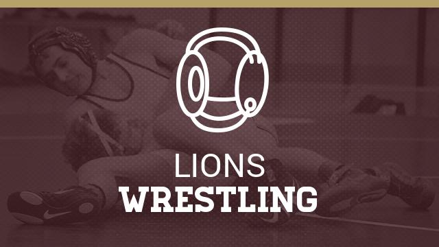 LION WRESTLERS HAVE STRONG PERFORMANCE AT FIRST BAPTIST ACADEMY