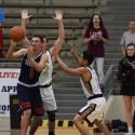 SACS Boys Varsity Basketball vs. Cornerstone