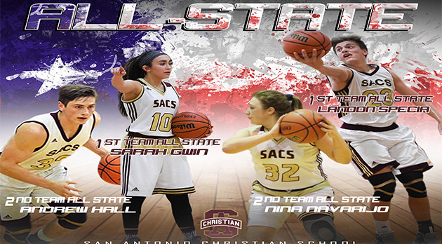 GIRLS/BOYS TAPPS ALL STATE – BASKETBALL