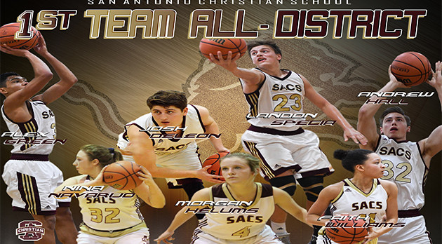GIRLS/BOYS FIRST TEAM ALL DISTRICT